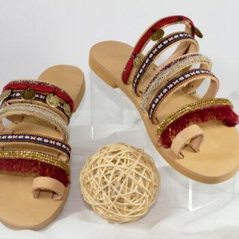 "Handmade Sandals  ""Artemis"""