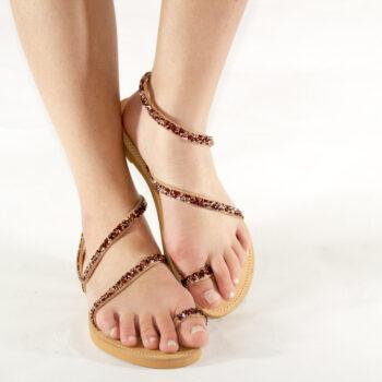"Handmade Sandals ""Cyclades"""