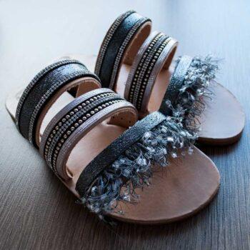 "Handmade Sandals,Leather Sandals ""Erato"""