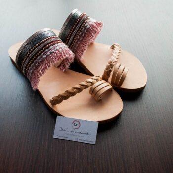 "Handmade Sandals ""Kalypso"""