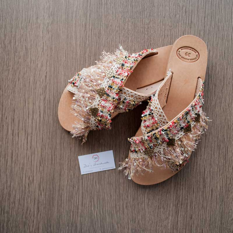 """Women's Shoes,Handmade Sandals,Leather Sandals """"Athena"""" main"""