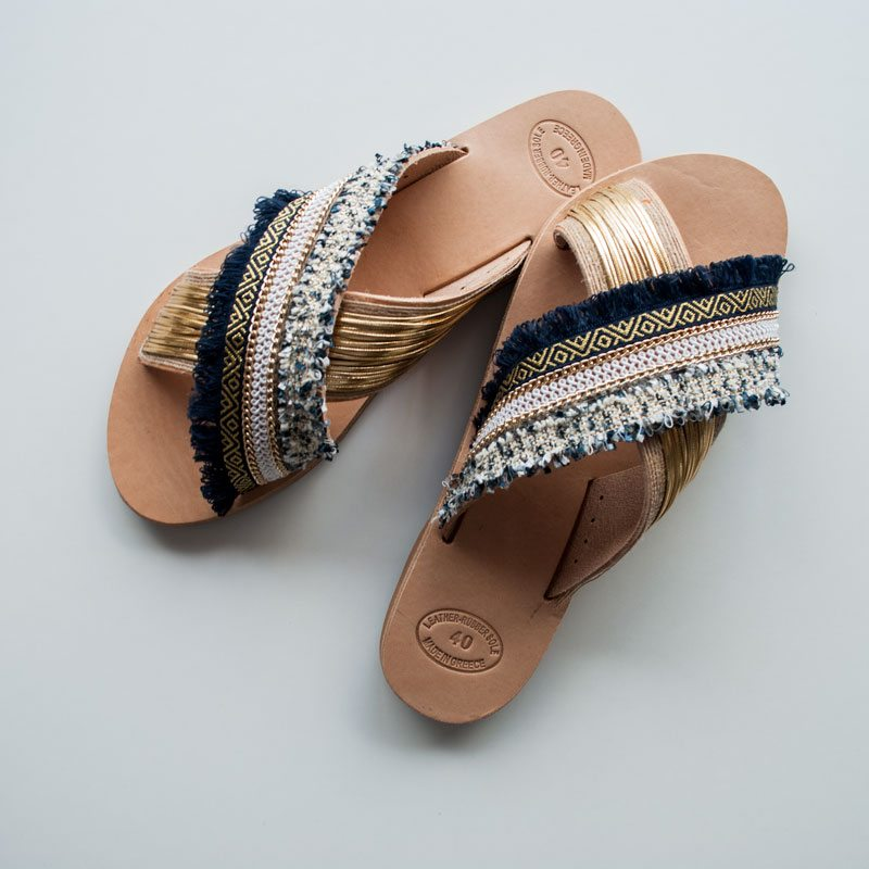 Handcrafted sandals,leather sandals 1