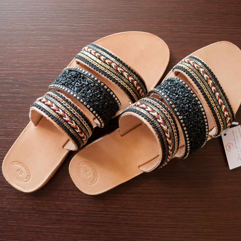 Handmade-Sandals,Gipsy-Style,-Nefel
