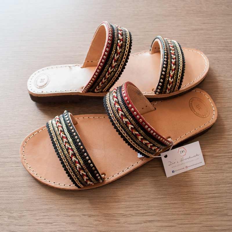 Handmade-Sandals,Leather-Sandals--Ariadne