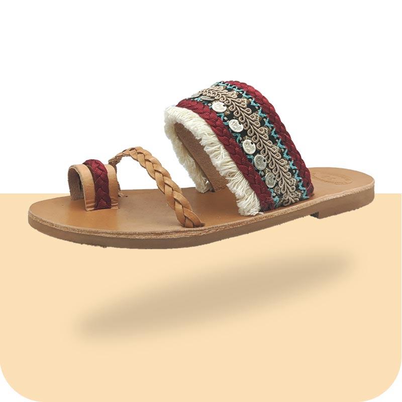Σανδάλι-Γυναικείο-Αύρα-κεντρική2-Sandals
