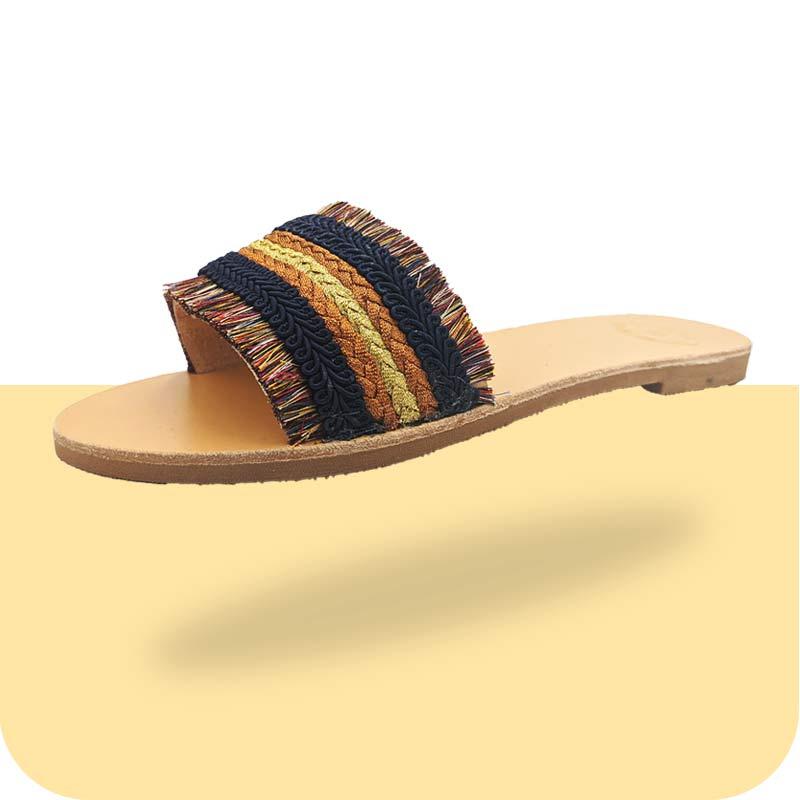 Σανδάλι-Γυναικείο-Νεφελη-κεντρική-Sandals-Recovered