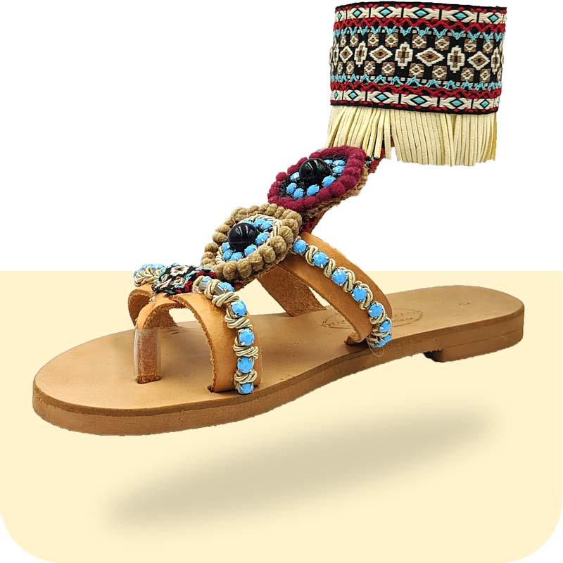 Σανδάλι-Γυναικείο-Amelis-κεντρική-Sandals