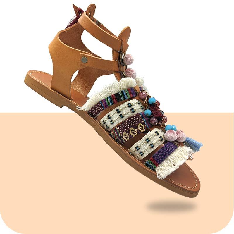 Σανδάλι-Γυναικείο-Aphelia-κεντρική2- Gladiator Σανδαλια - Sandals