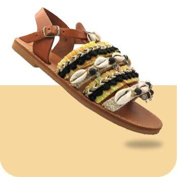 Σανδάλι-Γυναικείο-Callisto-κεντρική2-Sandals Gladiator Σανδάλια